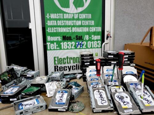 US Electronics Center Houston